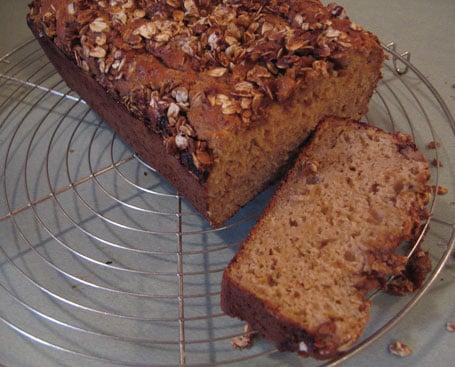 Bake It: Whole Wheat Banana Bread