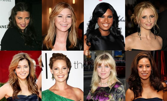 Famous New Moms of 2009
