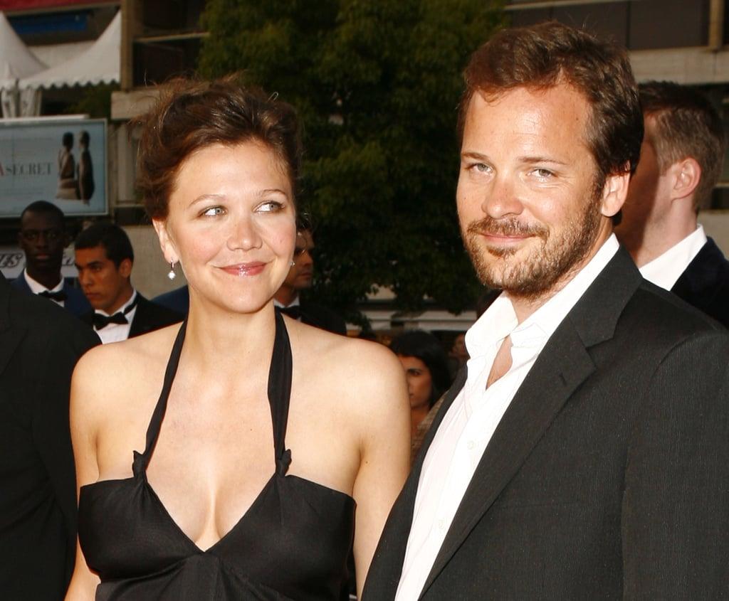 Maggie Gyllenhaal and Peter Sarsgaard in 2006