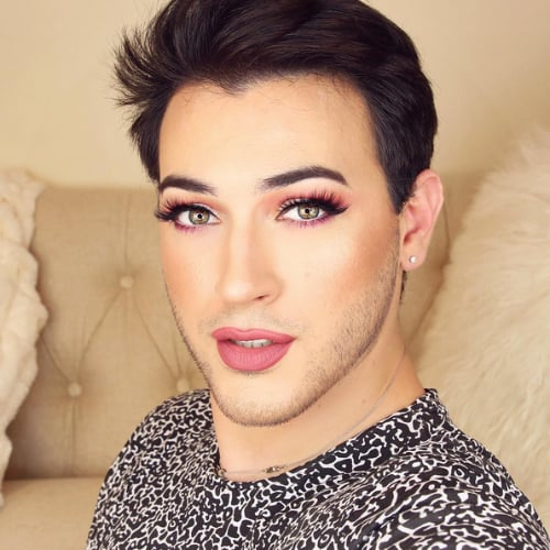 Famous Male Makeup Artists Vidalondon