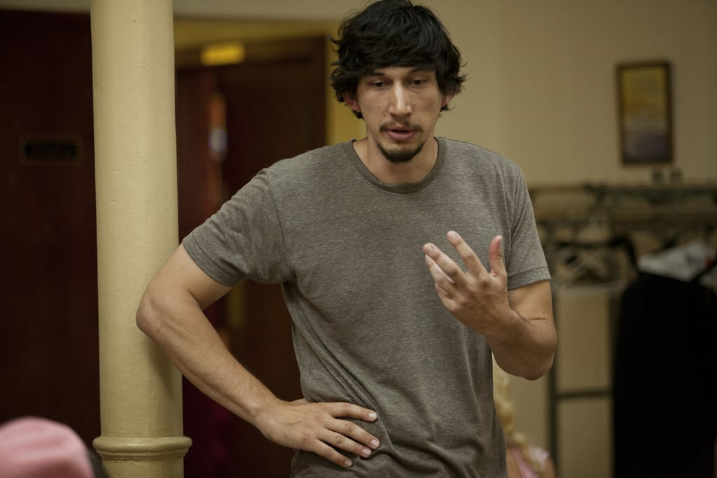 Outstanding Supporting Actor in a Comedy Series It'll be tough to beat the men of Modern Family, but I think Girls' Adam Driver can do it. His character, Adam, may be complicated and polarizing, but Driver really got a chance to show what he could do in season two, when we got more insight into Adam and his alcoholism, his feelings for Hannah, and who he really is.