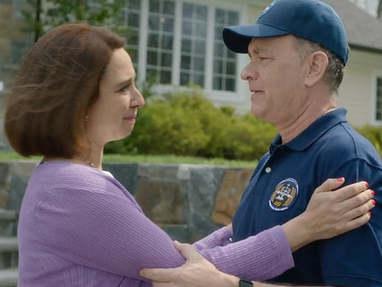 WATCH: Tom Hanks Can't Help but Laugh in These Outakes from His Maya & Marty Astronaut Sketch