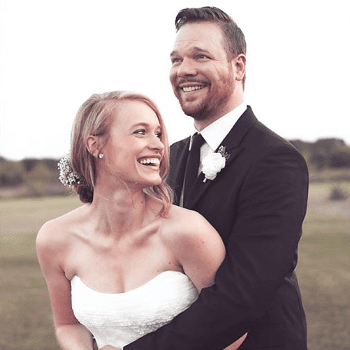 Leven Rambin Marries Jim Parrack