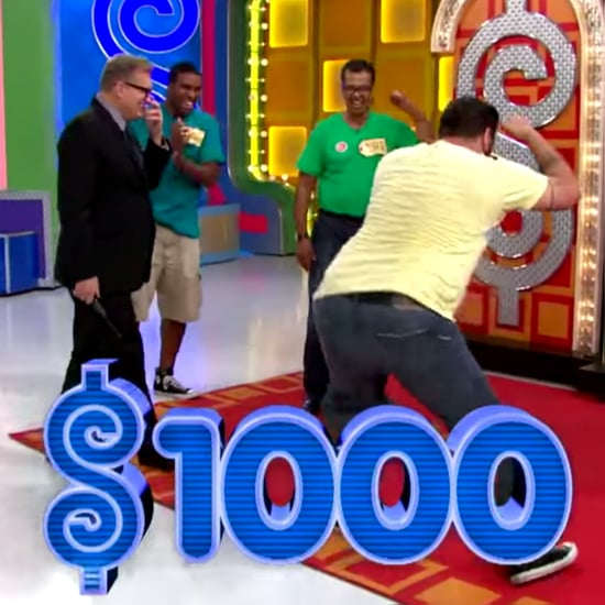 Price Is Right Winner Eliot Twerks on Stage | Viral Video