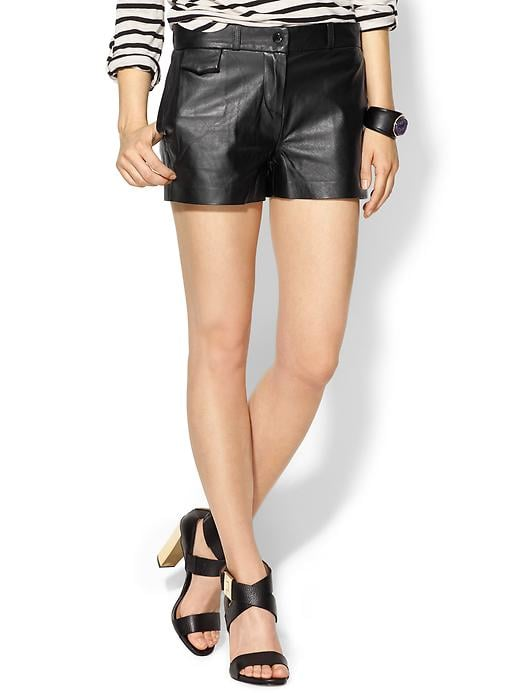 Take the plunge and get yourself a pair of Capulet leather shorts ($141, originally $176) that will serve you well from now through Fall.