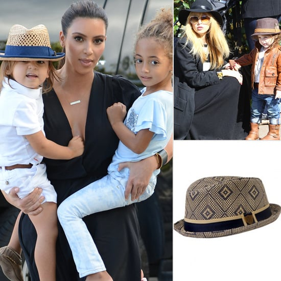 Trend Alert! 7 Adorable Celeb Kid-Inspired Fedoras