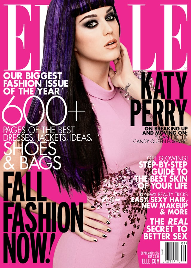 Elle September 2012