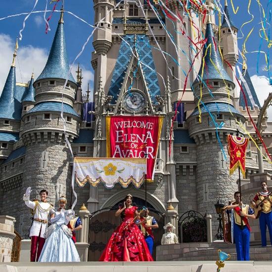 Elena of Avalor at Walt Disney World
