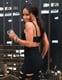 Jada Pinkett Smith struck a sexy pose at the Gotham zip line event on Saturday.
