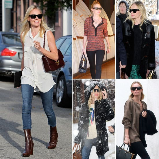 Kate Bosworth Celine Sunglasses