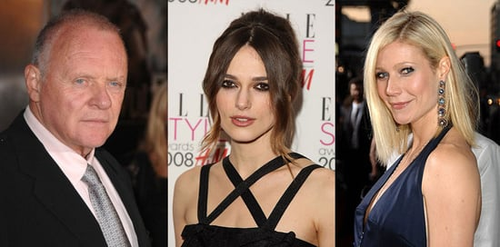 King Lear Movie Casting: Keira, Gwyneth and Sir Anthony