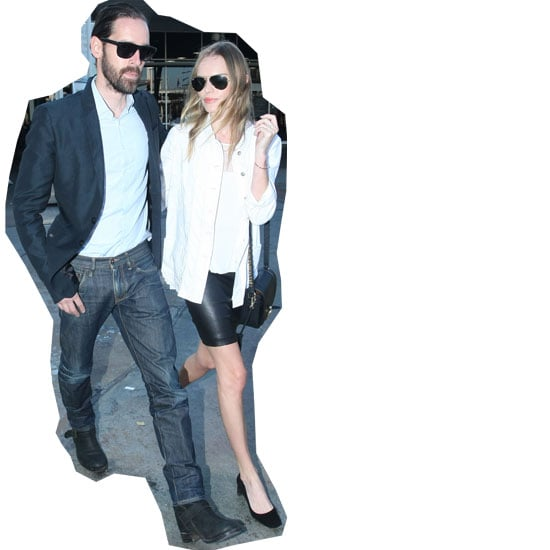 Top Ten Best Dressed Moments from Newly Engaged Kate Bosworth and Michael Polish: Snoop Their Cute Couple Style!
