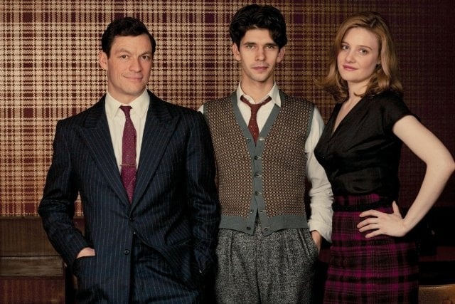 The Hour One win:  Outstanding writing for a miniseries, movie, or a dramatic special, Abi Morgan  Source: BBC