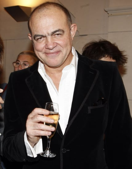 Christian Lacroix Will Have Live Models at His Fall 2009 Couture Show, Supports Alexandra Shulman's Size Zero Stance