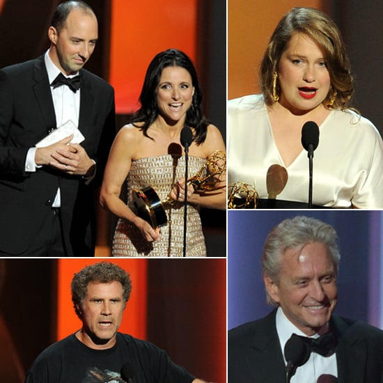 The Moments That Made the Emmys Worth Watching