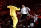Psy and Tracy Morgan danced together onstage.