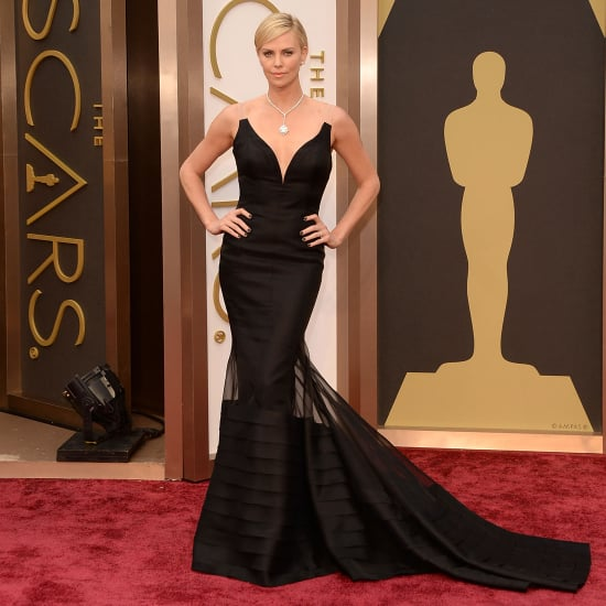 Iconic Black Oscars Gowns