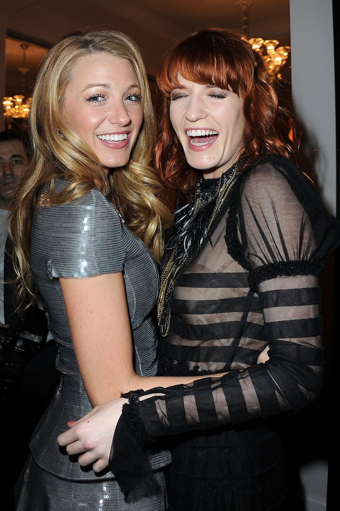 She Is Close Friends With Florence Welch