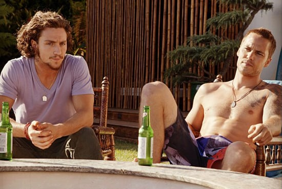Taylor Kitsch, Savages