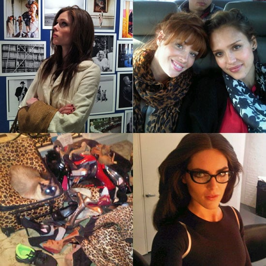 Pictures of Celebrities and Fashion Insiders From Twitter 2011-04-05 03:14:46