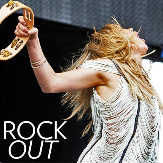 Lollapalooza 2011 in Pictures: See All The Festival Fashion From The Rockstars On Stage