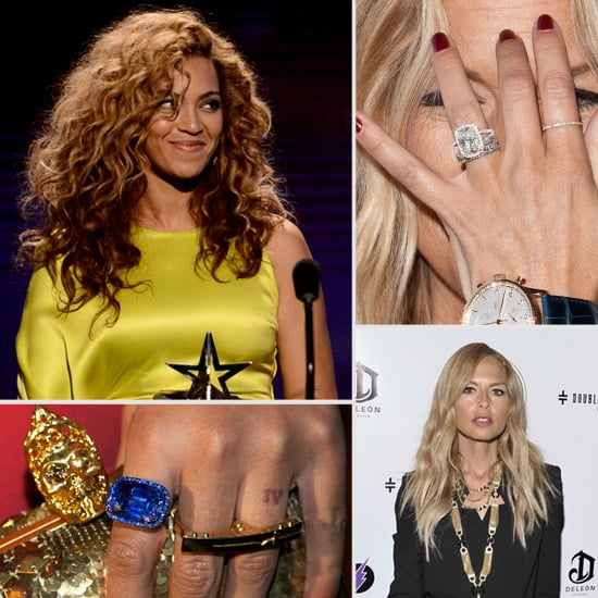 From Bags to Jewels, Celeb Moms Kick the Push Present Up a Notch