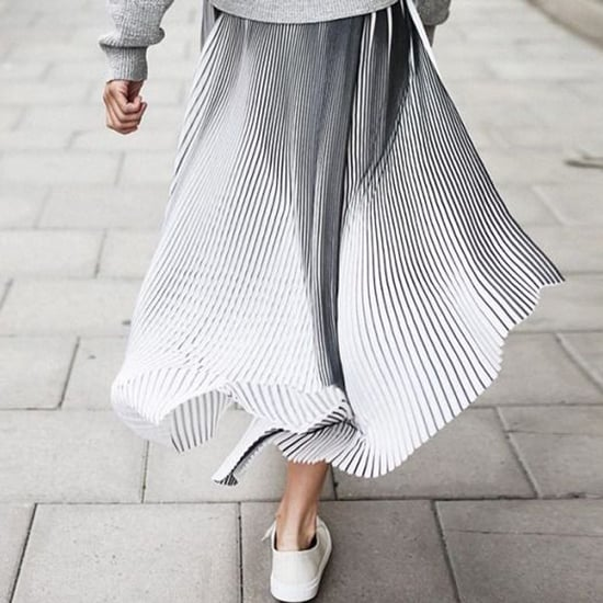 Street-Style Inspired Pleated Skirts To Buy Now