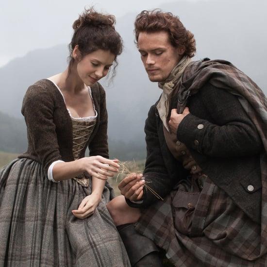 Sam Heughan Outlander Interview (Video)
