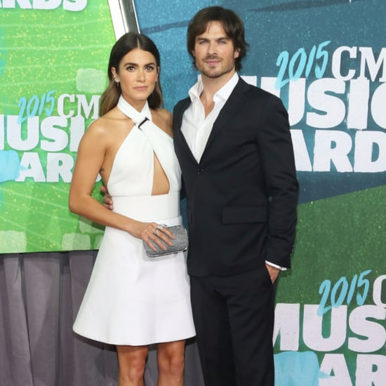 Ian Somerhalder Talks About Fatherhood | Video
