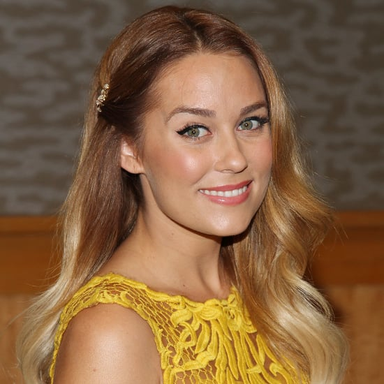 40 Pictures of Celebrities With Beachy Waves: Lauren Conrad