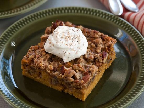 Pumpkin Pecan Thanksgiving Dessert Recipe