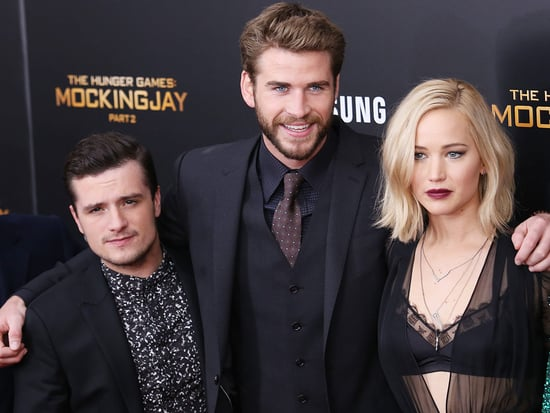 Josh Hutcherson Reveals How He Keeps in Touch with Jennifer Lawrence and Liam Hemsworth in a Post Hunger Games World