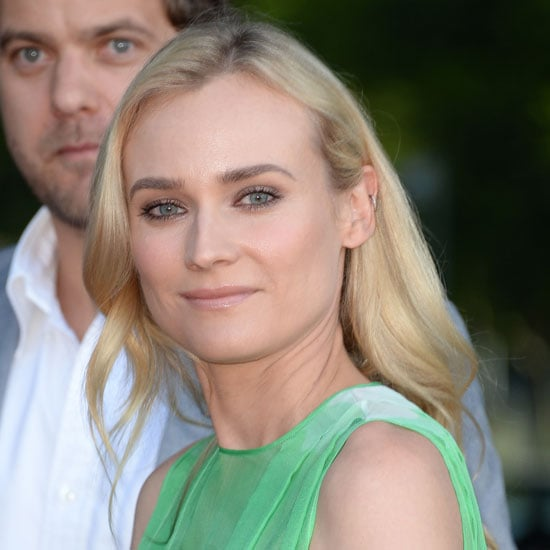 Diane Kruger With Nude Gloss at The Bridge LA Premiere
