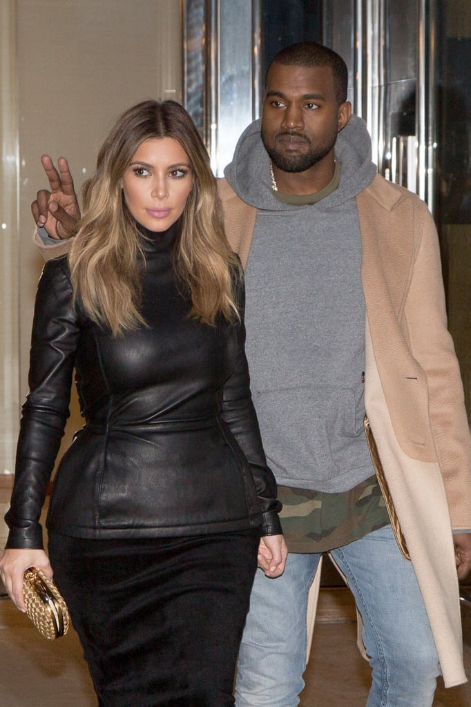 Kanye on Kim's Famous Figure: Too Cute or Too Much?