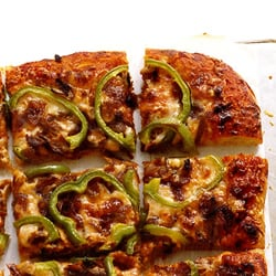 Monday's Leftovers: Sweet Onion Pizza