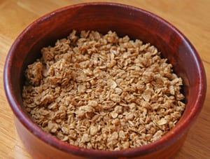 Food Review of Cascadian Farm's Oats & Honey Granola