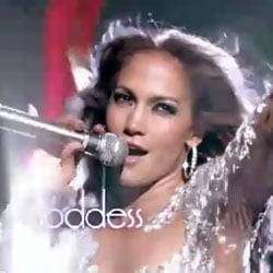 Jennifer Lopez Stars in a New Gillette Venus Commercial 2011-02-03 10:50:00