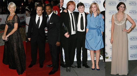 Harry Potter Rules The National Movie Awards