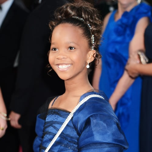 Quvenzhane Wallis's Puppy Bag