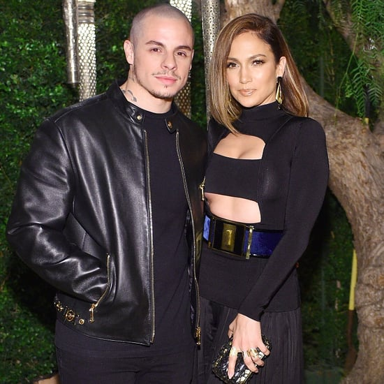 Jennifer Lopez at Olivier Rousteing's Birthday Party 2015