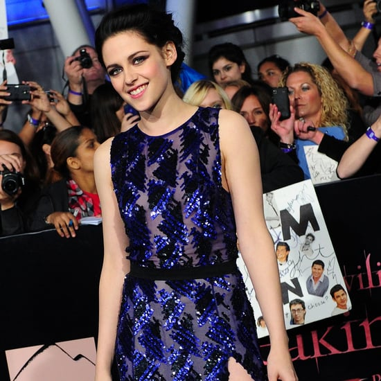 Kristen Stewart Breaking Dawn Premiere Dress Pictures