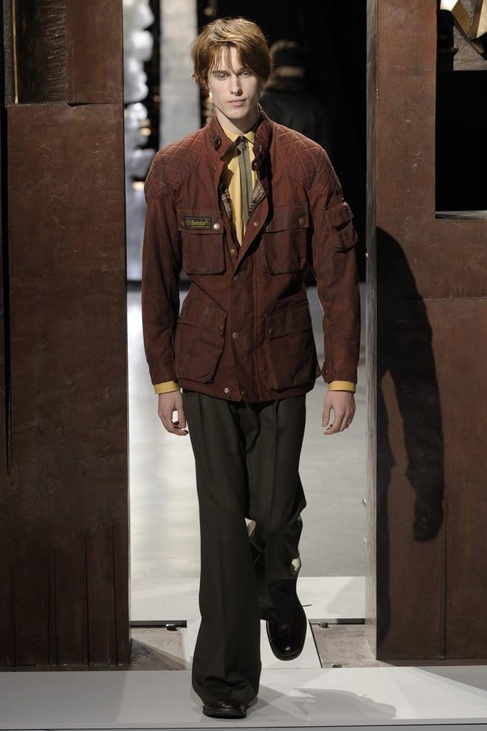 Milan: Belstaff Men's Fall 2009