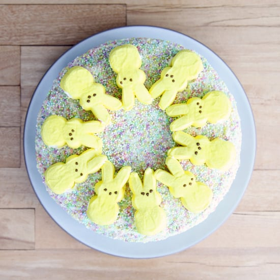 Peeps Cake Picture