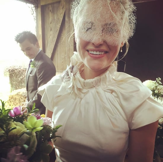 Aimee Mullins's Theyskens Wedding Dress