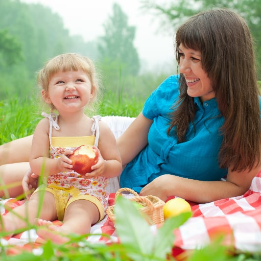 Kid-Friendly Picnic Food