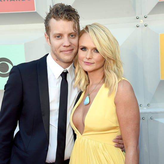Miranda Lambert and Anderson East at the ACM Awards 2016