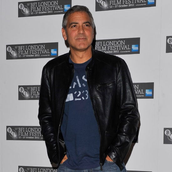 George Clooney Pictures at Ides of March London Photo Call