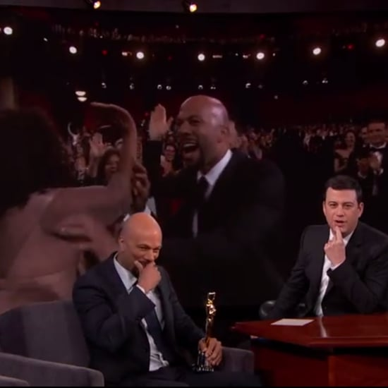 Common Didn't High-Five Oprah at the Oscars | Video