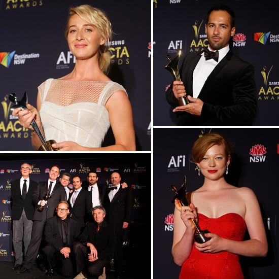 Red Dog, Snowtown and The Slap Take Home Big Honours at the AACTA Awards