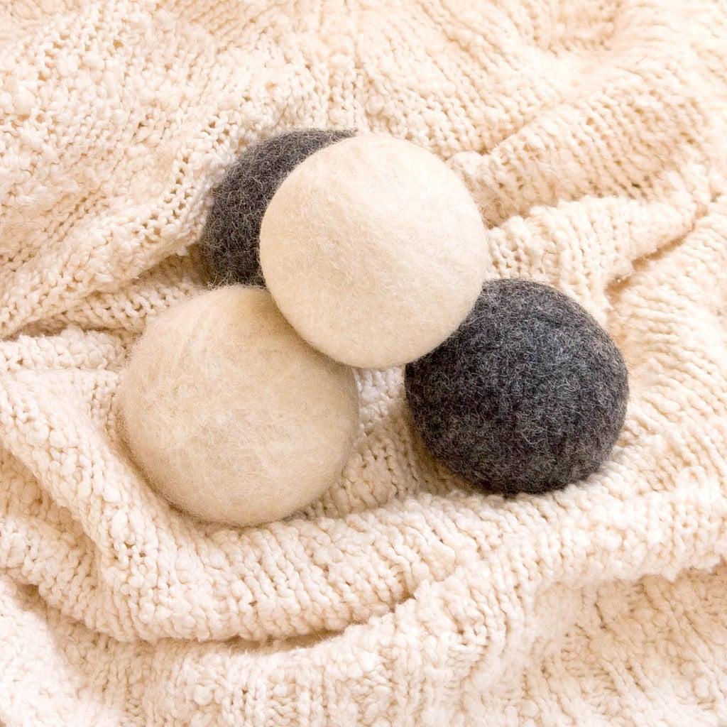 Laundry-Softening Balls